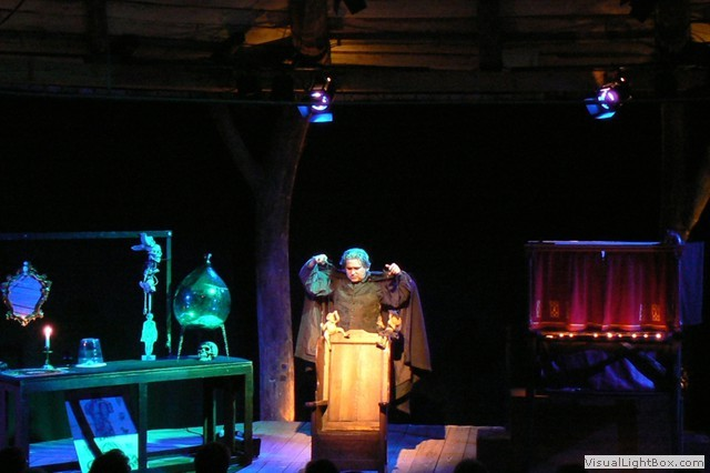 Faust im Theater am Rand
