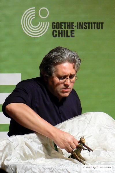 Die Grille 2009 in Lateinamerika