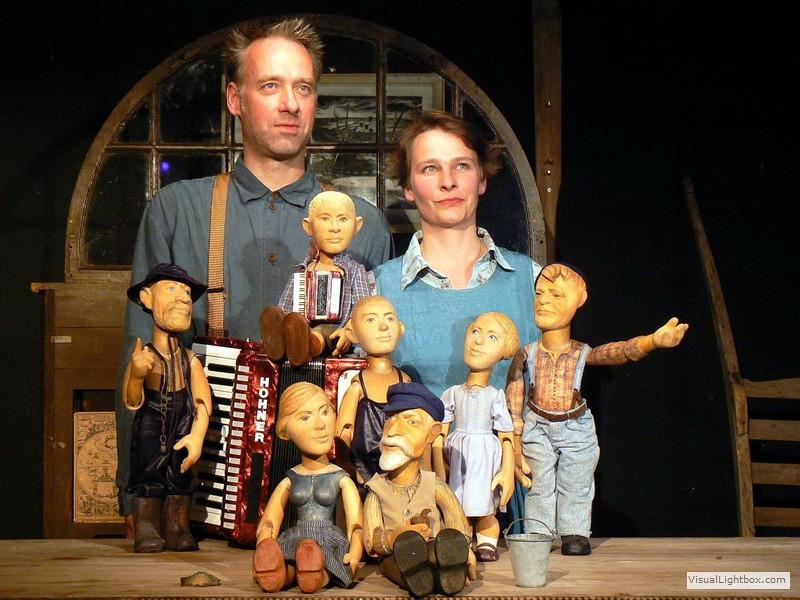 Lütt Matten mit dem Hermannshoftheater