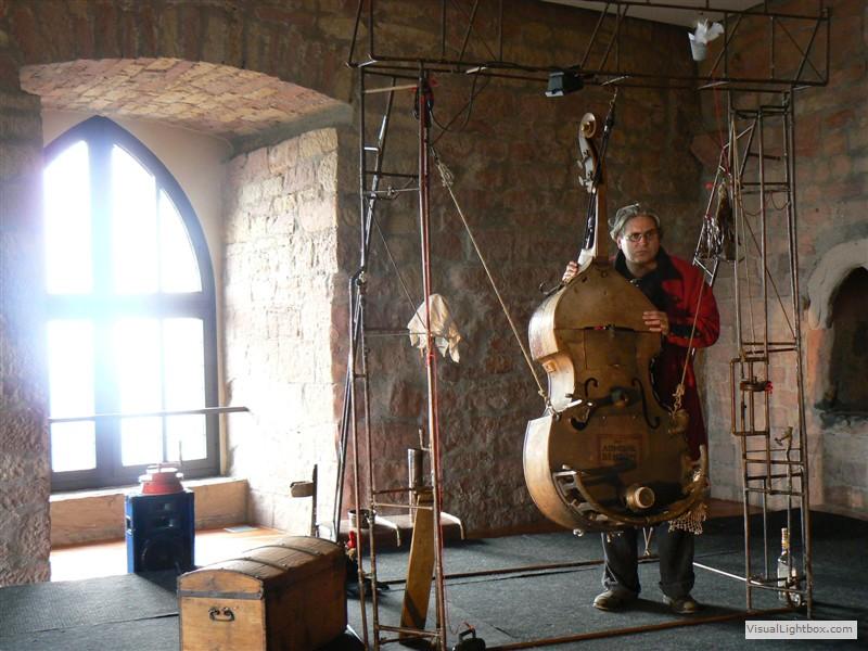 Die Schatzinsel im Hambacher Schloss