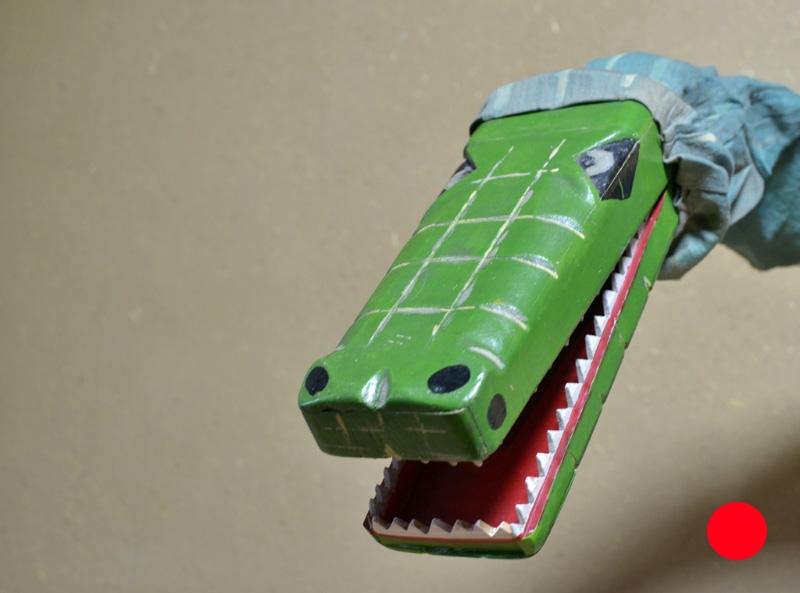 Krokodil Ringelnatz, Opa Morgenstern