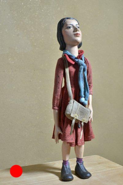 Gretel Hänsel und Gretel - Schuld und Sühne, 2002, Figurenbau Weinhold